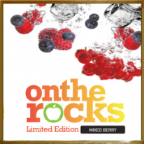 On The Rocks Cider Mixed Berry (Limited Edition)